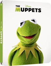 THE MUPPETS - ZAVVI EXCLUSIVE RARE LIMITED EDITION BLU RAY STEELBOOK