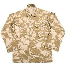"British Army Desert Combat Shirt XXL 50"" Chest 200/128 M65 Tropical"
