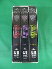 KINDRED The Embraced Complete Vampire Collection 3 VHS Republic 1998 Howell