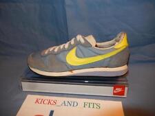 VTG 1984 Nike Elite Classic Women's 8.5 Blue Rare Korea waffle Running shoes og