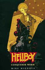 Hellboy: Conqueror Worm (Hellboy)-ExLibrary