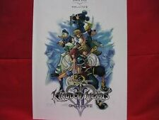 Kingdom Hearts II 2 Piano Sheet Music Collection Book