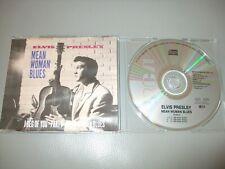 Elvis Presley - Mean Woman Blues / I Beg of You (CD) 4 Tracks - Nr Mint