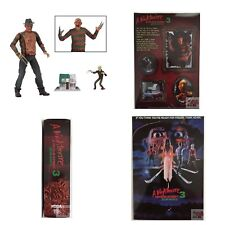 "ULTIMATE FREDDY Dream Warriors A Nightmare On Elm Street 3 NECA 2016 7"" INCH"