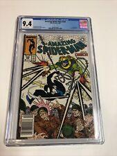 Amazing Spider-Man (1988) # 299 (CGC 9.4 WP)   Newsstand Edition   1st Venom
