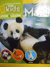 Look & Learn Count! and Match! 2 Pack board book set new