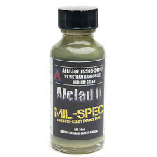 Alclad 2, Alce 307 Mil-spec Estados Unidos Vietnam Camuflaje Verde Mediano (FS595-34102)