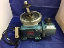 CAMCO 601RDM16H24-270 ROTARY DRIVE INDEXER W/CAMCO E96XX5169, 180SM, 40:1 RATIO