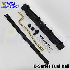 K SERIES SWAP High Flow Volume Fuel Rail Kit For Acura RSX Civic K20 DC5 EP3 BK
