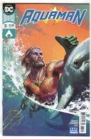 Aquaman 31 B DC 2018 VF NM Joshua Middleton Variant