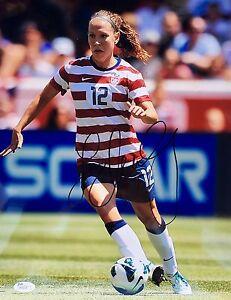 Lauren Holiday United States USA (2012 Olympics) Signed 11x14 Photo JSA