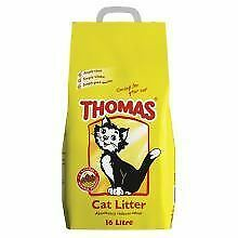 Thomas Cat Litter - 16ltr - 105869
