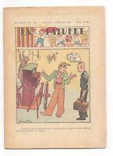 EN PATUFET  nº 1670 abril 1936. Revista infantil catalanista. Barcelona