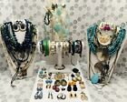 Huge Vintage to Now Jewelry Lot - Estate Find - All Wearable Pieces - 4 Lbs +