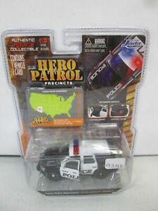 Jada Hero Patrol Precincts Tucson Police Department 2010 Chevy Tahoe (3)