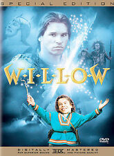 Willow (DVD, 2001, Special Edition)