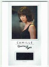 James Bond Archives 2016 Classics Costume Card PR6 Camille Dress #160/200