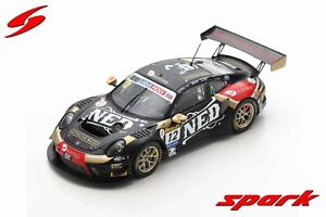 1:43 2020 Bathurst 12 Hour -- #12 Porsche 911 GT3 R -- Spark Models