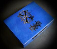 PROMETHEUS 2018 LIMITED EDITION FUENTE FORBIDDEN X TRAVEL HUMIDOR OPUS X BLUE