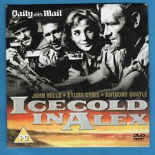 Ice Cold in Alex — Daily Mail  promo DVD [PG] (John Mills, Sylvia Syms, Quayle)