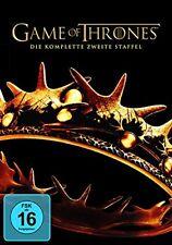 Game of Thrones Staffel 2 NEU OVP 5 DVDs