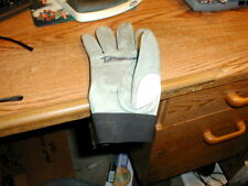 Miami Dolphins Game used glove with faded autograph