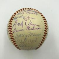 1960 Cincinnati Reds Team Signed National League Baseball Frank Robinson JSA COA