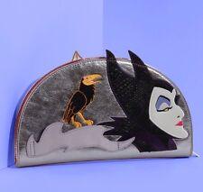 Disney Danielle Nicole Maleficent & Sleeping Beauty Slip Clutch Purse Bag NWT!
