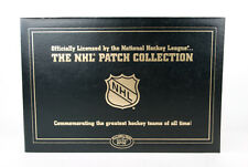 NHL Commemorative Patch Collection in Binder Complete 50 Patches Willabee & Ward