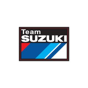 Team Sticker for Suzuki