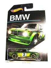 Hot Wheels BMW Jubiläum - BMW 2002grünmetallic 1:64