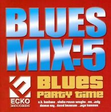 Blues Mix Vol 5 - Various Artist -  New Factory Sealed CD