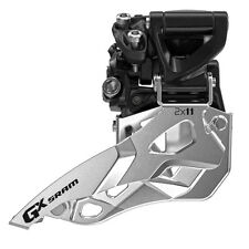 SRAM GX 2x11 Speed High Clamp  Bottom Pull Front Derailleur, New In Box