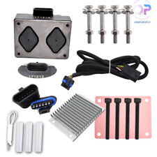 Fuel Pump Driver Module PMD and Relocation Kit Set fit for Chevy GMC 6.5L Diesel