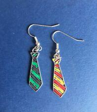 Harry Potter Griffindor e slitherin handmade earrings