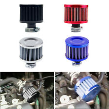 12mm Car Truck Air Filter Cold Air Intake Filter Vent Crank Case For BMW BENZ VW