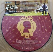 J Dilla The Shining EP Picture Disc Vinyl RARE!!!!