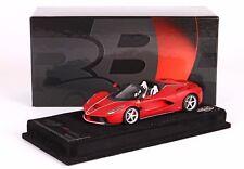 Ferrari LaFerrari Aperta Rosso Corsa Opaco lim.ed.48 pcs 1/43 BBRC187RCM