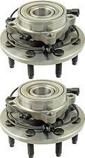 2 Front Hub Bearing for 2007 Dodge Ram 2500 4 WHEEL/ALL WHEEL DRIVE-8 STUD
