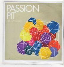 (FJ870) Passion Pit, Sleepyhead - DJ CD