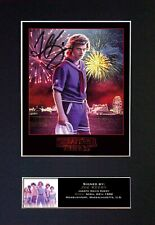 #830 Joe Keery STRANGER THINGS Reproduction Signed Autographed Photograph
