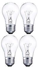 Appliance Light Bulb For Refrigerator Fridge Freezer Oven Microwave 40W 4 Bulbs