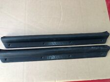 MAZDA RX7 FC S5 BLACK OEM INTERIOR SILL COVERS - JIMMYS
