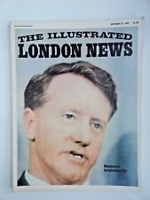 The Illustrated London News - Saturday October 30, 1965