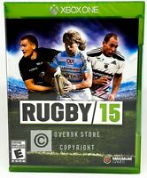 Rugby 15 - Xbox One - Brand New | Factory Sealed