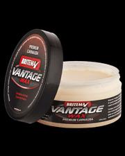 BRITEMAX VANTAGE Premium Carnauba Wax 236ml FREE POSTAGE!