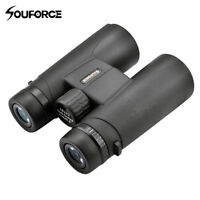 10X42 BAk7 Multi coated Optics Binoculars Outdoor HD Hunting Travel Telescope