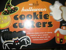 Williams-Sonoma Kids Halloween Cookie Cutters NIB