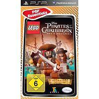 Lego Pirates of the Caribbean - Videospiel für Sony PSP, NEU - Fluch der Karibik