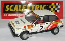 Scalextric spain ALTAYA rally Mythical Ford Party 1600 #7 S. Serbo-A. brustenga